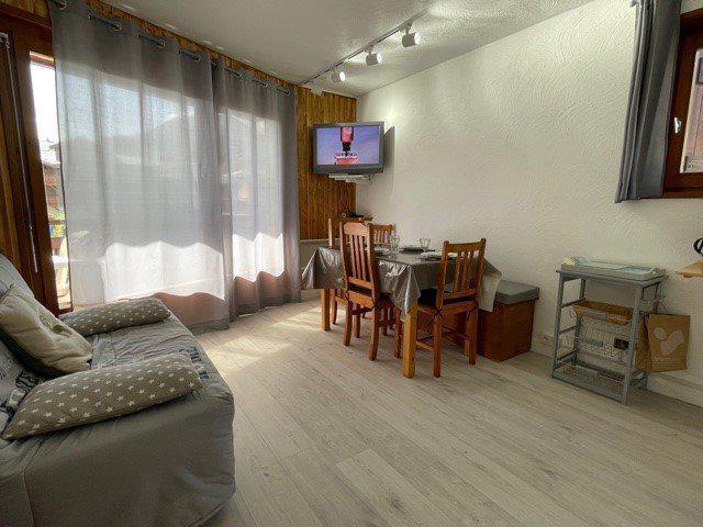 Аренда на лыжном курорте Апартаменты 2 комнат 5 чел. (01A) - Résidence le Clos d'Arly - Praz sur Arly - Двухъярусные кровати