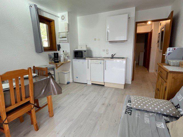 Аренда на лыжном курорте Апартаменты 2 комнат 5 чел. (01A) - Résidence le Clos d'Arly - Praz sur Arly - Небольш&