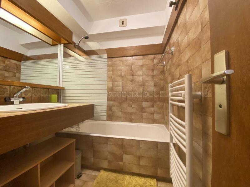 Аренда на лыжном курорте Апартаменты 2 комнат 5 чел. (01D) - Résidence le Clos d'Arly - Praz sur Arly - Ванна