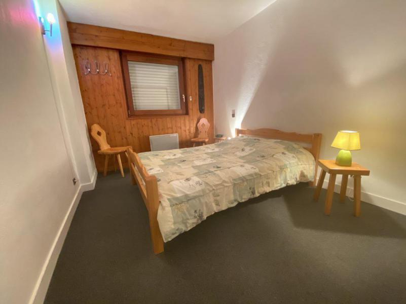 Аренда на лыжном курорте Апартаменты 2 комнат 5 чел. (01D) - Résidence le Clos d'Arly - Praz sur Arly - Двухспальная кровать