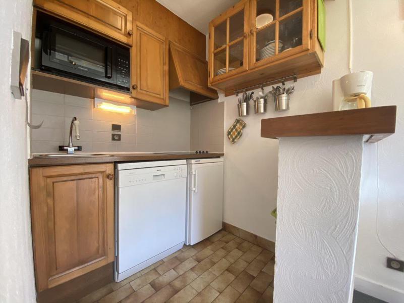 Аренда на лыжном курорте Апартаменты 2 комнат 5 чел. (01D) - Résidence le Clos d'Arly - Praz sur Arly - Небольш&