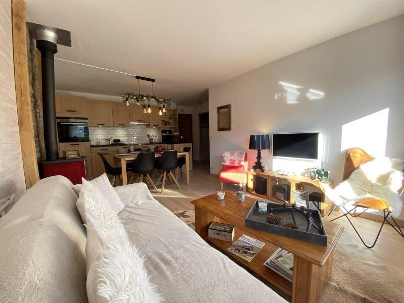 Аренда на лыжном курорте Апартаменты 4 комнат 6 чел. (A1H) - Résidence le Clos d'Arly - Praz sur Arly - апартаменты