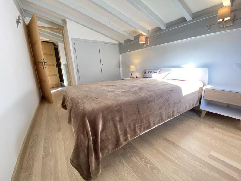 Аренда на лыжном курорте Апартаменты 4 комнат 6 чел. (A1H) - Résidence le Clos d'Arly - Praz sur Arly - Двухспальная кровать