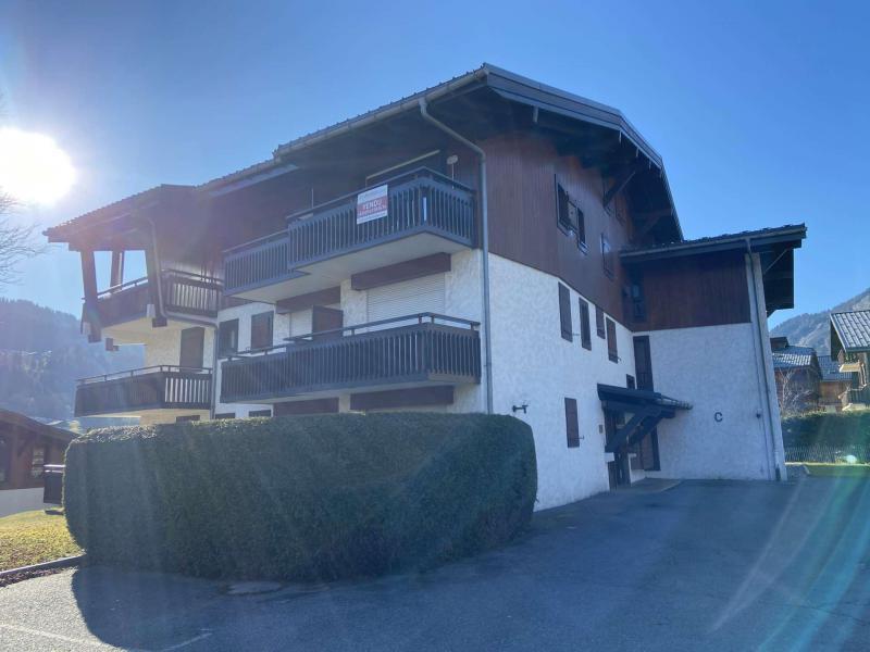 Аренда на лыжном курорте Апартаменты 2 комнат 5 чел. (01A) - Résidence le Clos d'Arly - Praz sur Arly