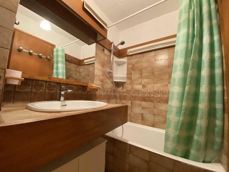Аренда на лыжном курорте Квартира студия со спальней для 4 чел. (01G) - Résidence le Clos d'Arly - Praz sur Arly - Ванна