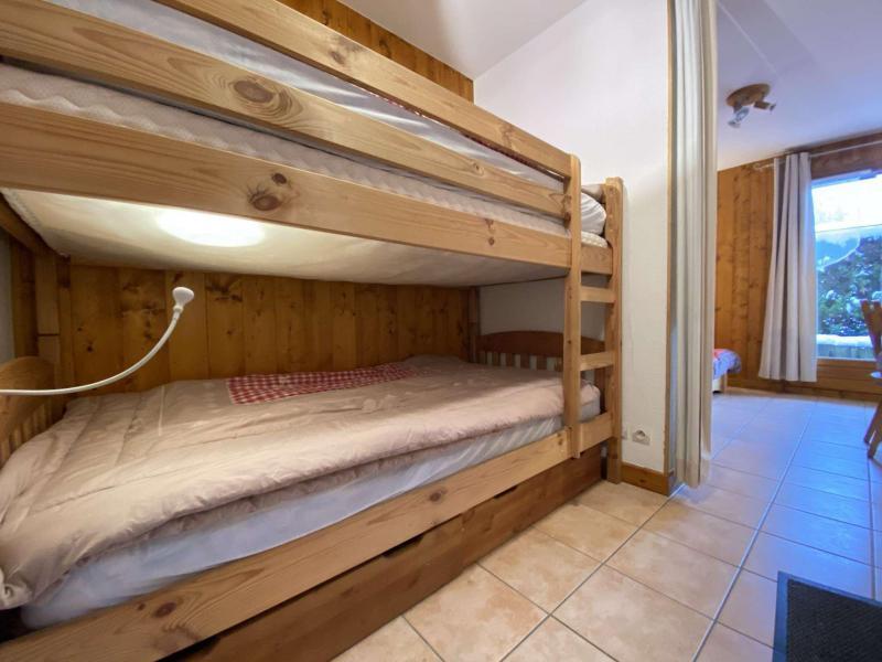 Аренда на лыжном курорте Квартира студия со спальней для 4 чел. (009) - Résidence le Hameau des Neiges - Praz sur Arly
