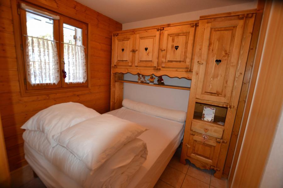 Rent in ski resort 2 room apartment sleeping corner 6 people (05) - Résidence le Parc aux Biches - Praz sur Arly - Bedroom