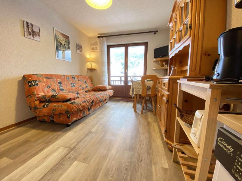 Аренда на лыжном курорте Квартира студия со спальней для 4 чел. (008) - Résidence le Perce Neige - Praz sur Arly - Салон