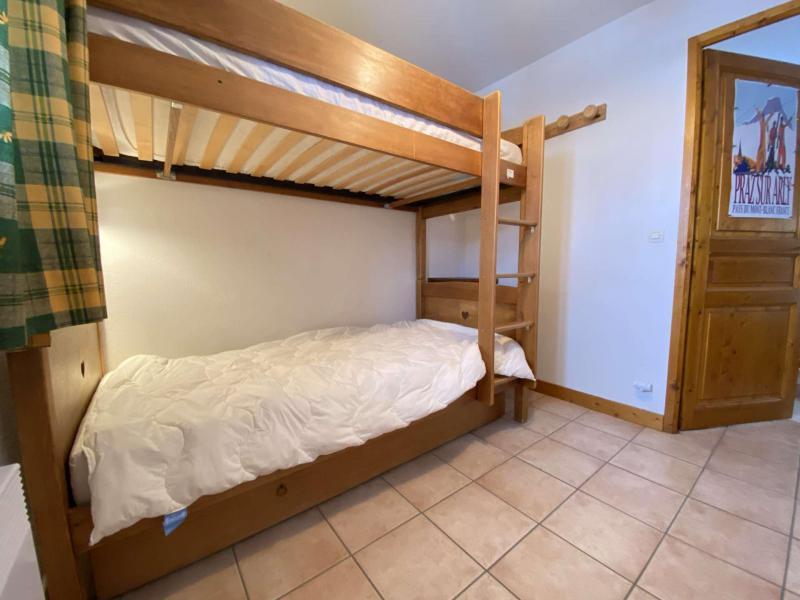 Аренда на лыжном курорте Апартаменты 3 комнат 6 чел. (222) - Résidence les Alpages - Praz sur Arly - Двухъярусные кровати