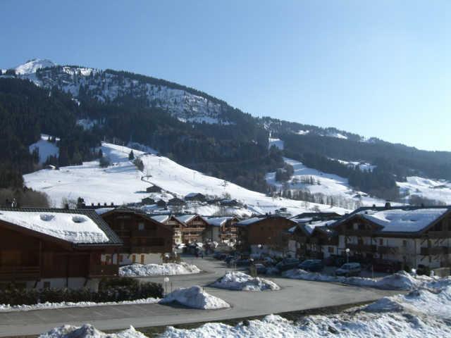 Vacaciones en montaña Apartamento 3 piezas para 6 personas (222) - Résidence les Alpages - Praz sur Arly - Invierno