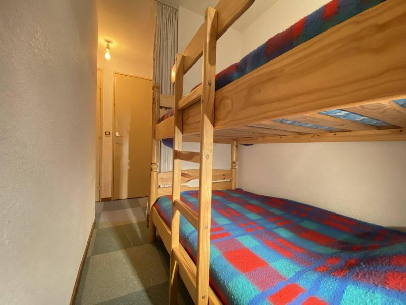 Аренда на лыжном курорте Квартира студия со спальней для 4 чел. (107) - Résidence les Balcons d'Arly - Praz sur Arly - Двухъярусные кровати