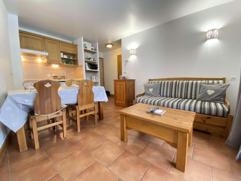 Аренда на лыжном курорте Апартаменты 3 комнат 6 чел. (110) - Résidence les Ecrins - Praz sur Arly - апартаменты