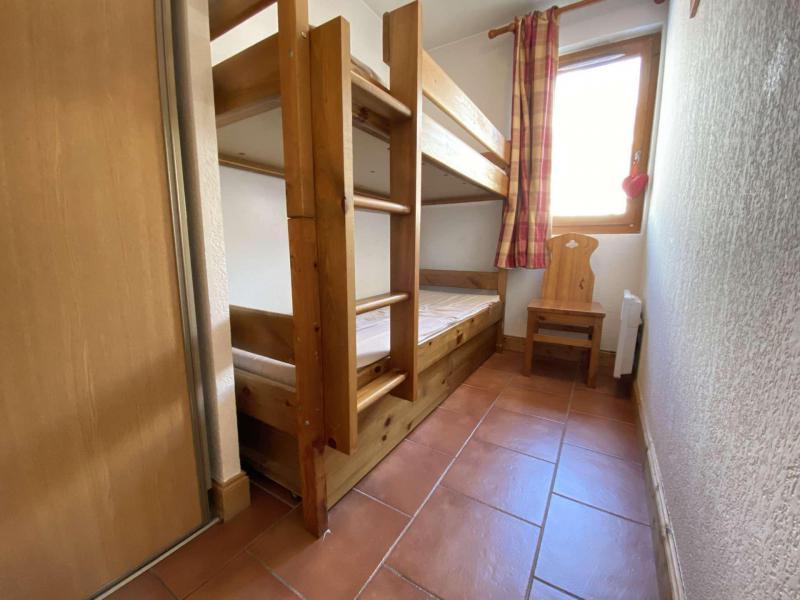 Аренда на лыжном курорте Квартира студия кабина для 4 чел. (210) - Résidence les Ecrins - Praz sur Arly - Коридор
