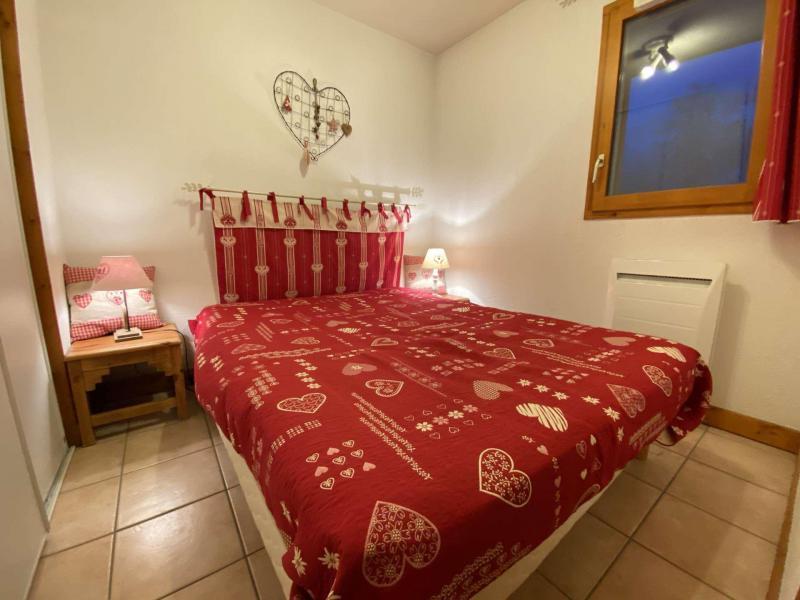Аренда на лыжном курорте Апартаменты 2 комнат 5 чел. (B111) - Résidence les Pistes d'Or 2 - Praz sur Arly - Комната
