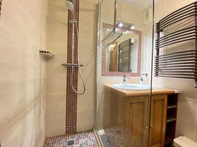 Аренда на лыжном курорте Апартаменты 2 комнат 5 чел. (B111) - Résidence les Pistes d'Or 2 - Praz sur Arly - Душ