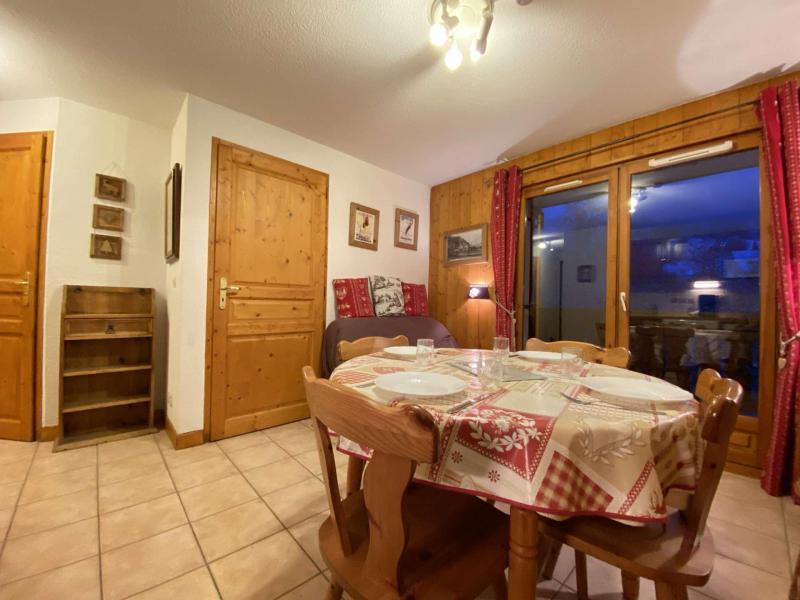 Аренда на лыжном курорте Апартаменты 2 комнат 5 чел. (B111) - Résidence les Pistes d'Or 2 - Praz sur Arly - Стол