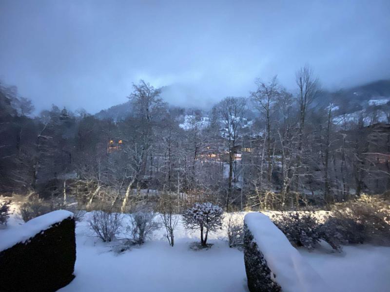 Аренда на лыжном курорте Апартаменты 2 комнат 5 чел. (B111) - Résidence les Pistes d'Or 2 - Praz sur Arly - зимой под открытым небом