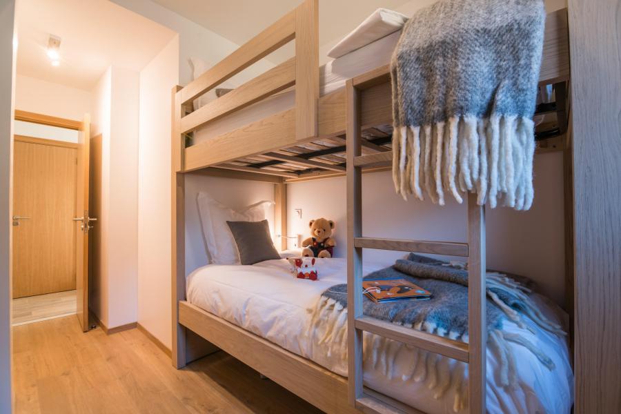 Аренда на лыжном курорте Résidence Les Portes de Megève - Praz sur Arly - Двухъярусные кровати