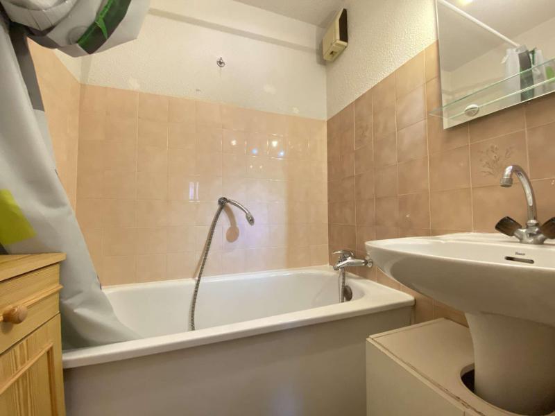 Аренда на лыжном курорте Апартаменты 2 комнат 4 чел. (A07) - Résidence Praz les Pistes - Praz sur Arly - Ванна