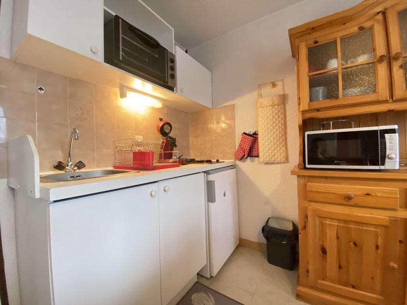 Аренда на лыжном курорте Апартаменты 2 комнат 4 чел. (A07) - Résidence Praz les Pistes - Praz sur Arly - Небольш&