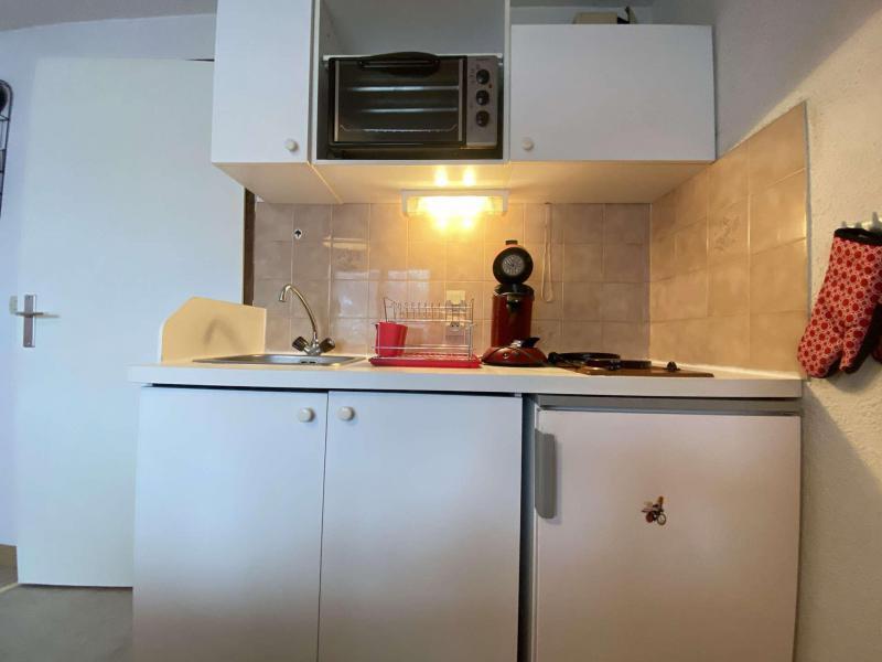 Аренда на лыжном курорте Апартаменты 2 комнат 4 чел. (A07) - Résidence Praz les Pistes - Praz sur Arly