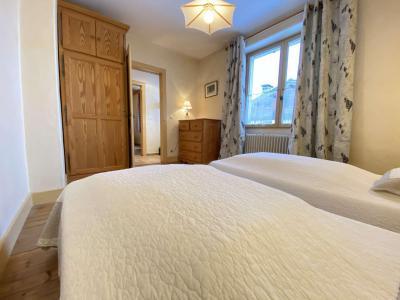 Аренда на лыжном курорте Апартаменты 2 комнат 4 чел. (001) - Chalet le Pré Joli - Praz sur Arly - Двухспальная кровать