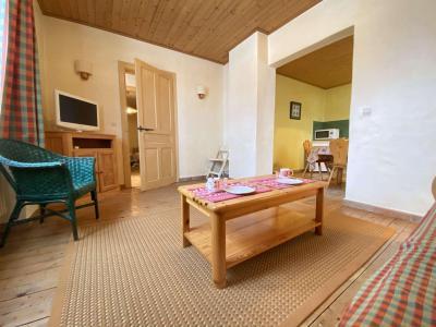 Аренда на лыжном курорте Апартаменты 2 комнат 4 чел. (001) - Chalet le Pré Joli - Praz sur Arly - Салон