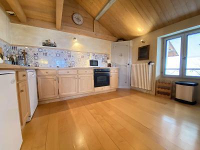 Аренда на лыжном курорте Апартаменты 5 комнат с мезонином 8 чел. (002) - Chalet le Pré Joli - Praz sur Arly - Небольш&