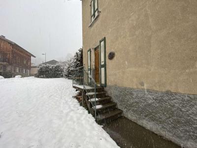 Аренда на лыжном курорте Апартаменты 5 комнат с мезонином 8 чел. (002) - Chalet le Pré Joli - Praz sur Arly - зимой под открытым небом