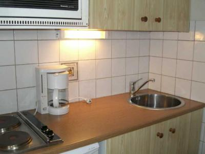 Rent in ski resort 2 room apartment cabin 5 people (BB2206) - Les Balcons d'Arly - Praz sur Arly - Kitchenette