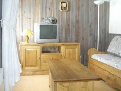 Rent in ski resort 2 room apartment cabin 5 people (BB2206) - Les Balcons d'Arly - Praz sur Arly - Living room