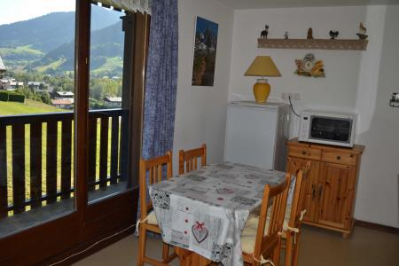Rent in ski resort Studio sleeping corner 4 people (BC4208) - Les Balcons d'Arly - Praz sur Arly