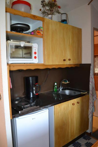 Rent in ski resort Studio sleeping corner 4 people (BC4206) - Les Balcons d'Arly - Praz sur Arly