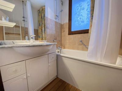 Аренда на лыжном курорте Апартаменты 3 комнат 6 чел. (01B) - Les Chalets de Very - Praz sur Arly - Ванна