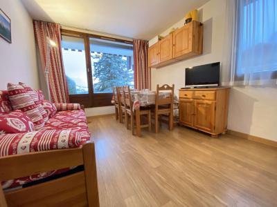 Аренда на лыжном курорте Апартаменты 3 комнат 6 чел. (01B) - Les Chalets de Very - Praz sur Arly - Салон