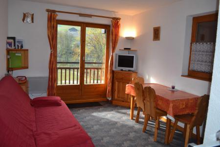 Rent in ski resort Studio cabin 4 people (CDMA1E) - Résidence Clos des Meurets - Praz sur Arly