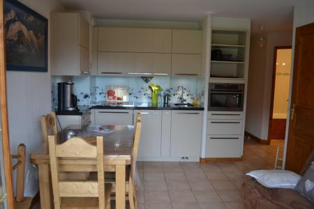 Rent in ski resort 2 room apartment 6 people (108) - Résidence le Chamois d'Or - Praz sur Arly - Kitchenette