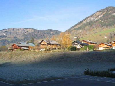 Rent in ski resort 3 room apartment 6 people (110) - Résidence le Chamois d'Or - Praz sur Arly