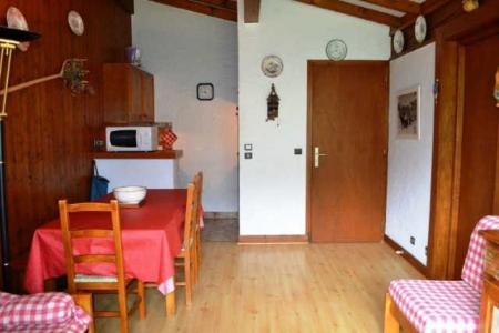 Rent in ski resort 3 room apartment 6 people (773) - Résidence le Clos d'Arly - Praz sur Arly - Dining area