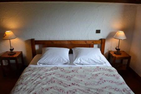 Rent in ski resort 3 room apartment 6 people (773) - Résidence le Clos d'Arly - Praz sur Arly - Double bed