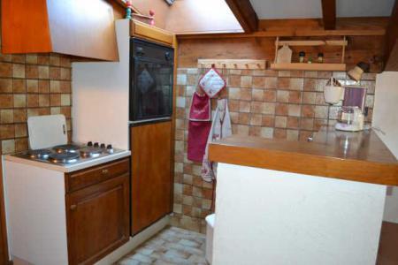 Rent in ski resort 3 room apartment 6 people (B4E) - Résidence le Clos d'Arly - Praz sur Arly - Kitchenette