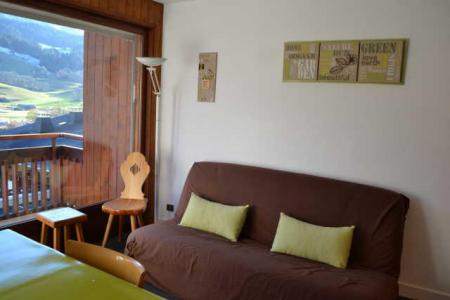 Rent in ski resort 2 room apartment sleeping corner 5 people (776) - Résidence le Clos d'Arly - Praz sur Arly