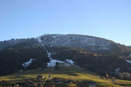 Rent in ski resort 3 room apartment 6 people (B4E) - Résidence le Clos d'Arly - Praz sur Arly
