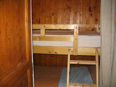 Rent in ski resort 2 room apartment sleeping corner 4 people (114) - Résidence le Hameau des Neiges - Praz sur Arly - Bunk beds