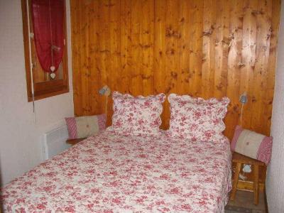 Rent in ski resort 2 room apartment sleeping corner 4 people (114) - Résidence le Hameau des Neiges - Praz sur Arly - Double bed