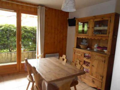 Rent in ski resort Studio 4 people (HDN009) - Résidence le Hameau des Neiges - Praz sur Arly