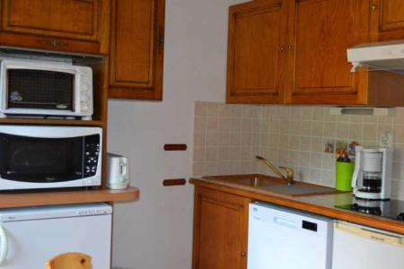 Rent in ski resort 2 room apartment 4 people (234) - Résidence le Jardin des Neiges - Praz sur Arly - Kitchenette