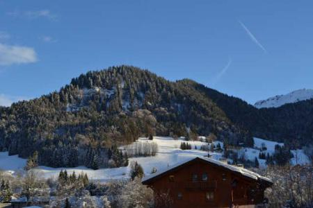 Rent in ski resort 2 room apartment 5 people (116) - Résidence le Jardin des Neiges - Praz sur Arly