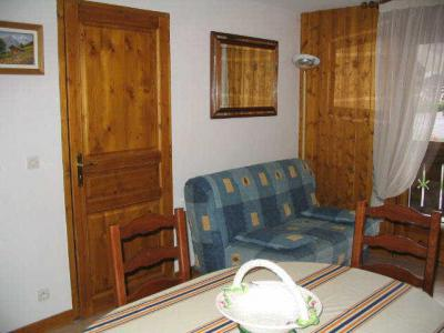 Rent in ski resort 2 room apartment 6 people (806) - Résidence le Jardin des Neiges - Praz sur Arly