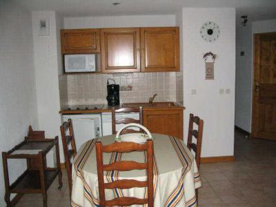 Location 6 personnes Appartement 2 pièces 6 personnes (806) - Residence Le Jardin Des Neiges